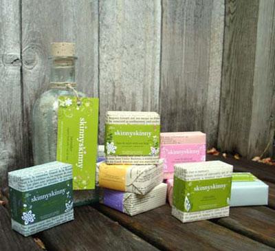 skinnyskinny bath products