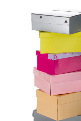 Top 5 ways to reuse shoe boxes the go green blog for Reuse shoe box ideas