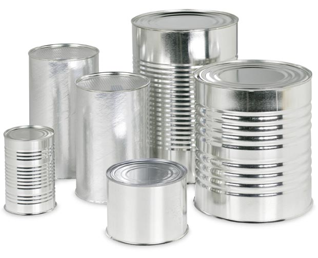 BPA is found in most canned food