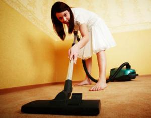 Vacuum Every Week