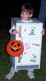 Homemade Halloween Costume