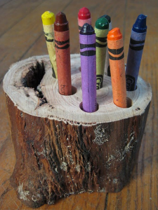 Crayon Caddy
