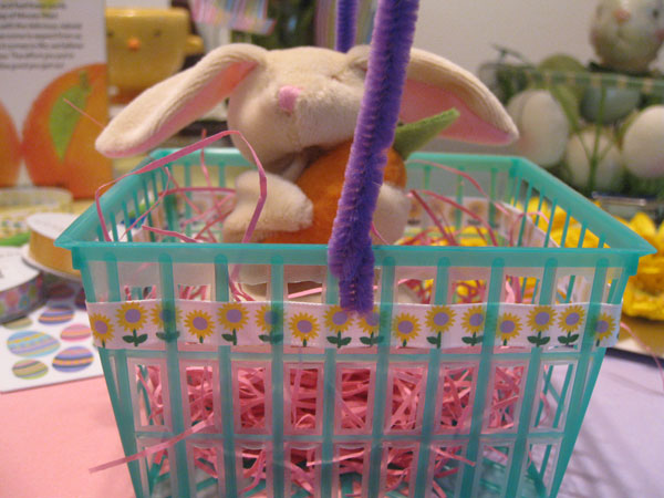 DIY Eco-Friendly Easter Baskets 3