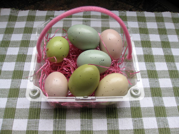 DIY Eco-Friendly Easter Baskets 4