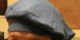 DIY - Beret From Old Shirt