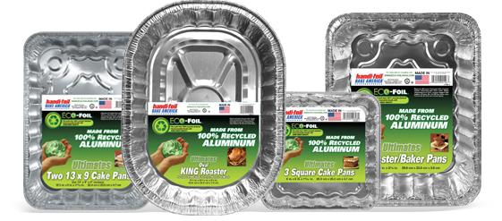 Eco-Foil Pans