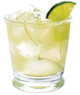Cinco de Mayo Organic Margaritas